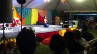 Kashmira Diwali dance