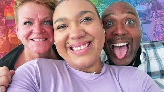I Bring My Parents To Pride Parade For The First Time