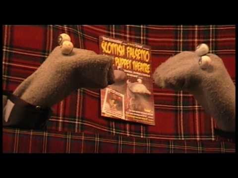 50 Doctor jokes in record time - Scottish Falsetto Sock Puppet Theatre