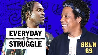 'Yandhi' Leaks, Why Producers Don't Get Paid on Time, Another Young Thug Album? | Everyday Struggle