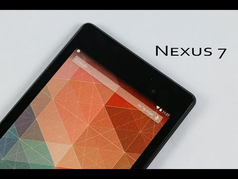 Nexus 7 (2013) - Transparent Status & Navigation Bar from Android 4.4 (Google Experience Launcher)