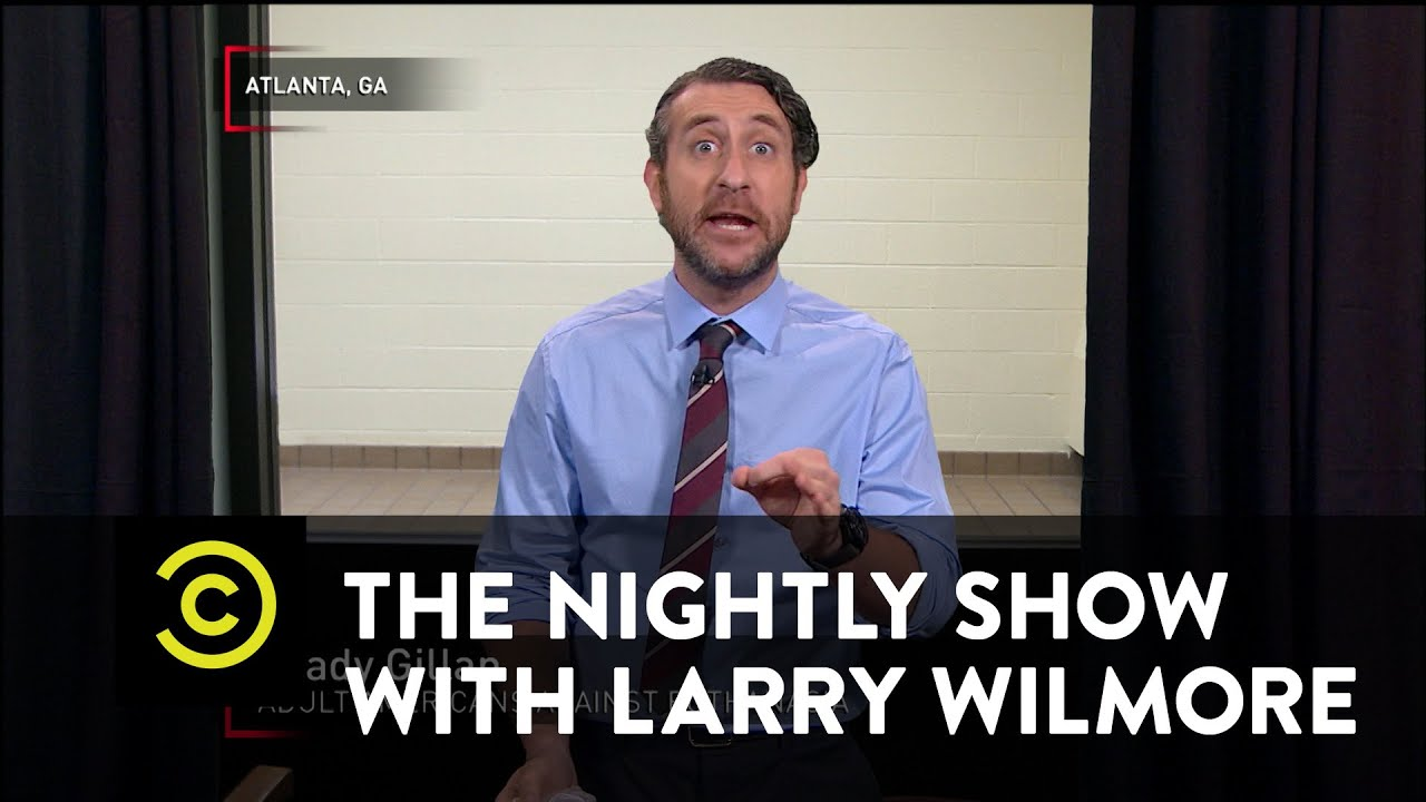 The Nightly Show - 10/7/15 in :60 Seconds