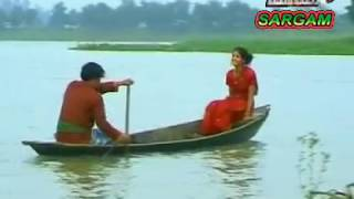 Bangla Folk Song By Ferdousi R. : Agee Janlee Tor Bhanga Nouka e Chartamna