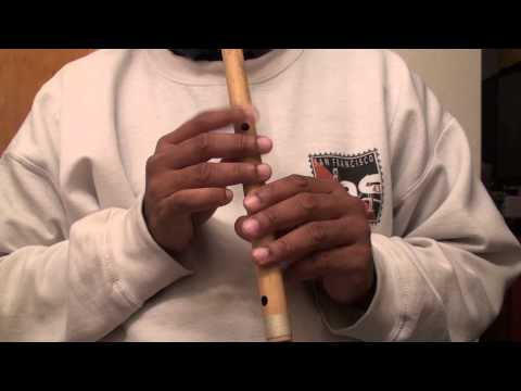 Chup Gaye Sare Nazare Hindi Song On Flute - travails With My Flute video