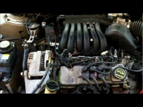 2003 Ford Taurus Heater Core Assembly Replacement