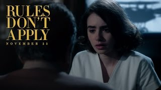 Lily Collins - The Rules Don't Apply