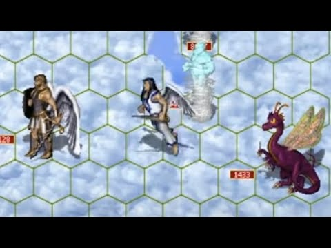 Heroes of Might and Magic III: How to Kill God of Air