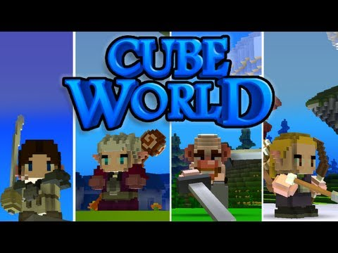 Cube World #1: INTRODUCTION!