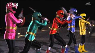 Kaizoku Sentai Gokaiger vs. Space Sheriff Gavan: The Movie - Kaizoku Sentai Gokaiger vs Space Sheriff Gavan: The Movie Promo 1 (HD)
