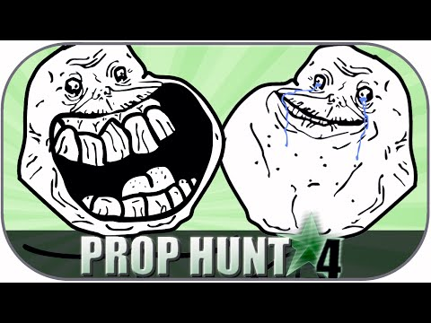COD4 Prop Hunt Funny Moments: Eavesdrop Fun, In-Game Chat, Forever Alone!