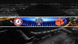 """Alabama Vs. Clemson 2018 