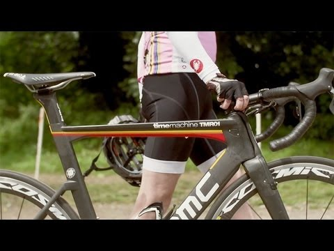 Man v bike: which makes the difference?