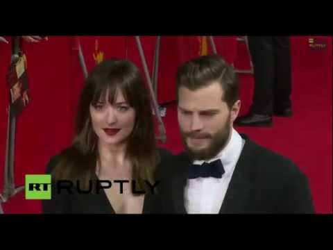 Fifty Shades Of Grey-World Premiere - 65th Berlin Film Festival