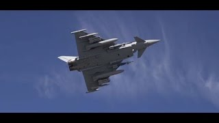 Eurofighter Typhoon, on a continual capability enhancement journey.