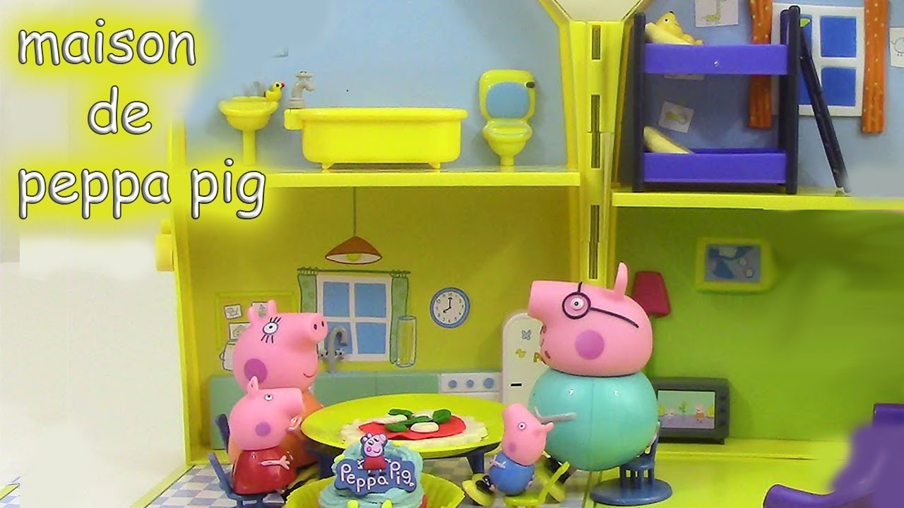 Youtube peppa pig francais pere noel wroc awski for En youtube peppa pig
