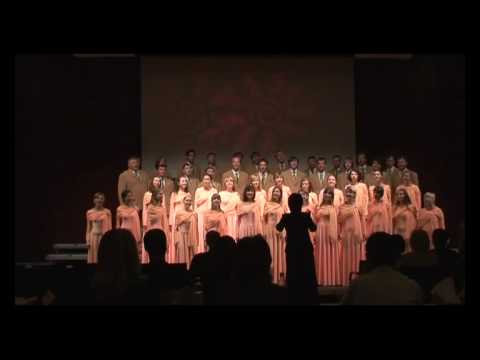 Nnsu Academic Choir - Rosas Pandan (world Choir Games 2008) video