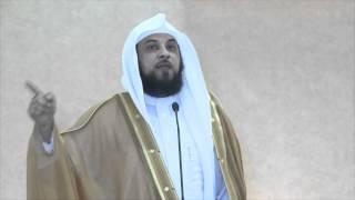 سبعةٌ يظلهُم الله في ظلِّهِ | د.محمد العريفي