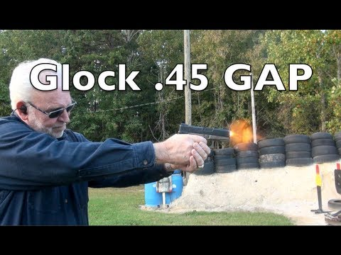 Glock .45 GAP vs Glock .45 ACP