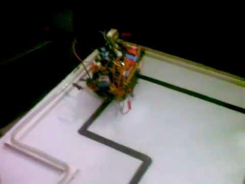 LINE ROBOT  IAR  INSTITUTE OF ADVANCED ROBOTICS