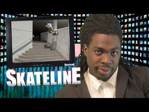 SKATELINE - Louie Lopez, Deedz, Sean Malto, Fancy Lad, Griffin Gass, T. Rennie, RIP Vincent Nava