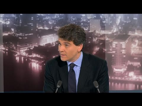 BFMTV 2012 : Arnaud Montebourg, un enfant de la France Algérie
