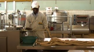 Uganda research lab hopes to create food revolution
