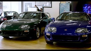 An in depth look at the Mk4 Toyota Supra | Let's Go with Toyota