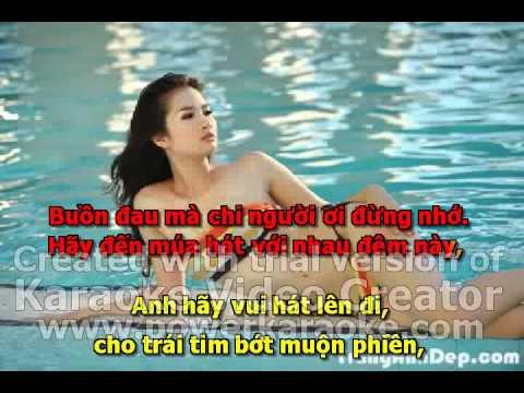 Khuc Nhac Vui  Karaoke video
