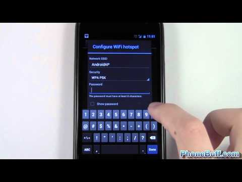 How To Enable And Use Wi-Fi Hotspot On Android