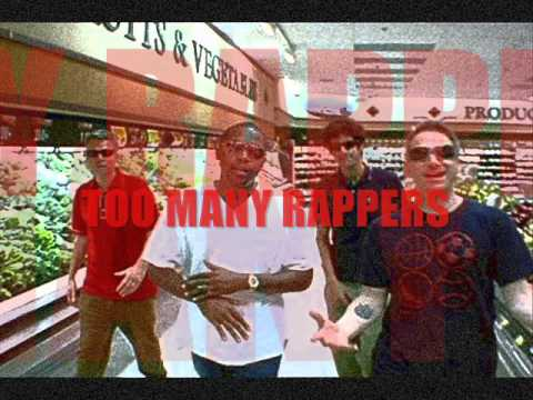 Beastie Boys featuring Nas - Too Many Rappers - From the album Hot Sauce Committee Part 2 2011