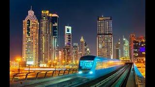 Dubai Timelapse 1950-2018  (PART 1)