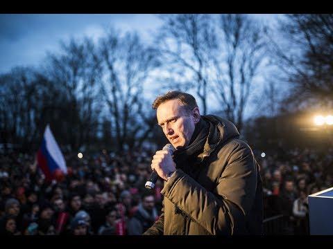 Навальный в Калининграде/Ответы на вопросы/HD (10.12.17)