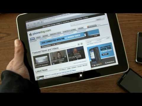 iPad Review Part 1