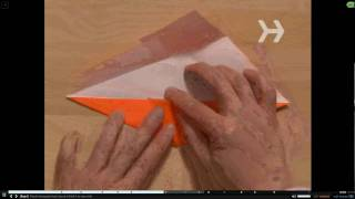 How To  Make Origami Fish - Howcast