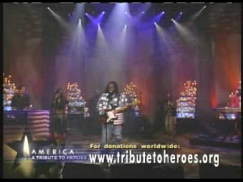 Wyclef Jean - Redemption Song (Tribute to the heroes)