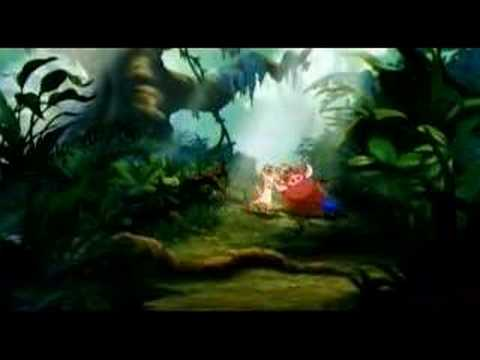 Lion King Jungle Gel Lion King in The Jungle