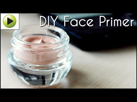 Make your own Face Primer  Natural  5 minutes