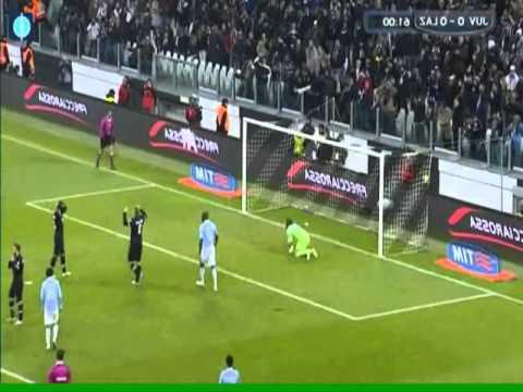 Juventus - Lazio 0-0 Highlights Ampia Sintesi (17.11.2012)