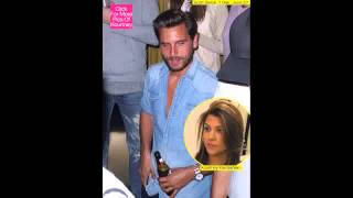 Scott Disick Sucks On A Waitress' Toes While Partying — Report
