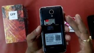 LYF Flame 6 with Reliance Jio 4G TECHNICAL ASTHA HINDI
