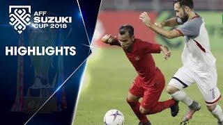 Hòa Indonesia, Philippines giành vé vào Bán kết với tư cách đội đứng thứ nhì Bảng B | VFF Channel