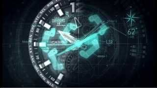 CASIO G-SHOCK GW-A1100 Promotion Movie