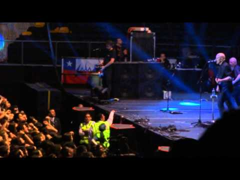 Devin Townsend Project - Grace FULL HD @ Metal Fest Chile 2013