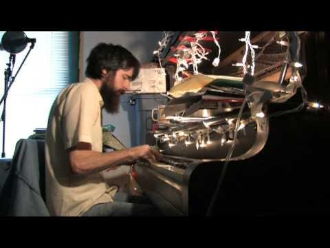 Seth Avett sings