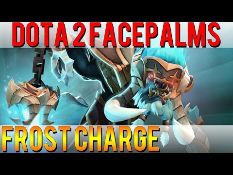Dota 2 Facepalms - Frost Charge
