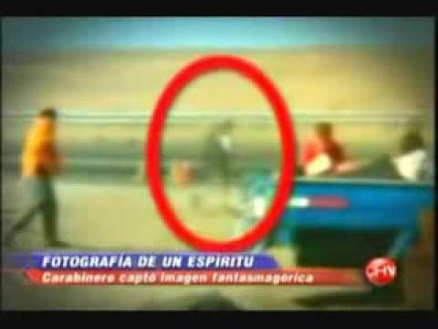 fantasma se despide de su cuerpo (CHILE)