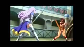 Queen's Blade AMV [[ RISKEY- SMELL YO D***]]