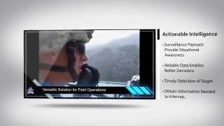 TCOM 17M Tactical Class Aerostat Informational Video