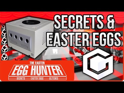 The Easter Egg Hunter: Nintendo Gamecube Sound Secrets