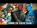 "Red Hood ""Joins the Suicide Squad"" - Rebirth Complete Story"